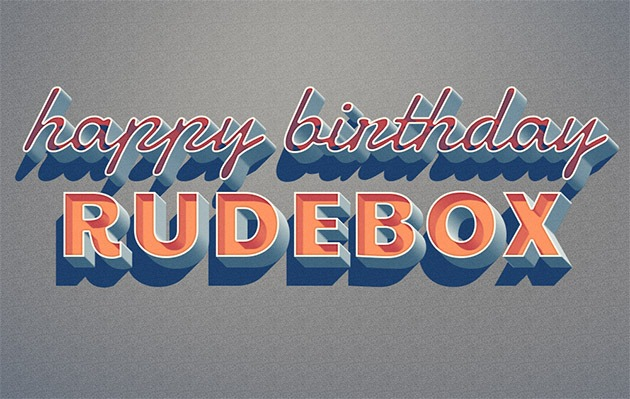 happy rudebox